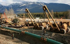 Kinder-Morgan Pipeline