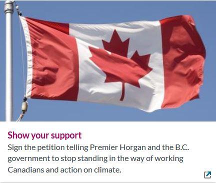 Keep Canada Working